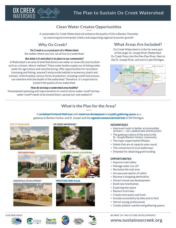 Ox Creek Brochure Cover